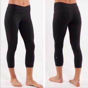 Lululemon Astro Wunder Under Crop Pants Size 10